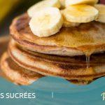Pancakes Farine Plantin